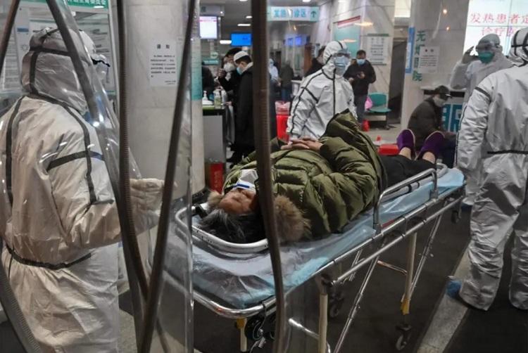 Virus Corona : Jumlah Terjangkit Bisa Mencapai Ratusan Ribu Orang